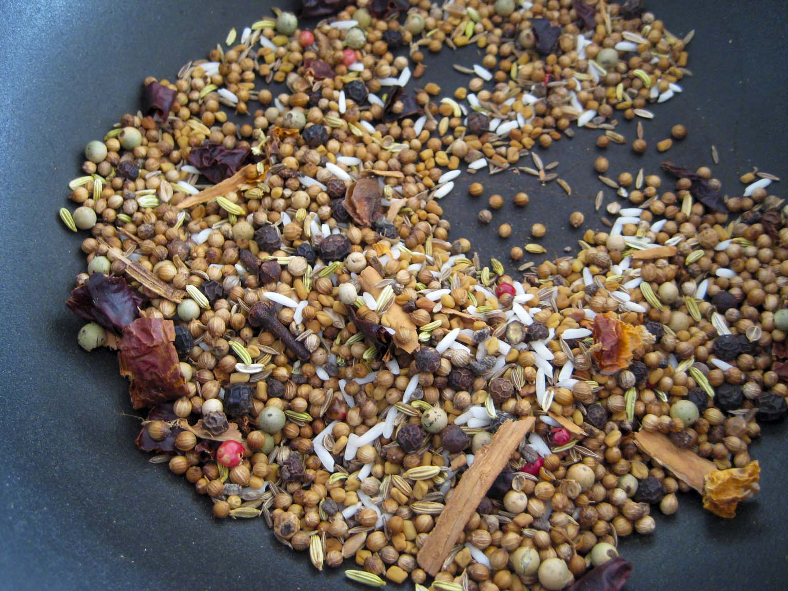 Flavor explosions blog archive malaysian curry powder forumfinder Gallery