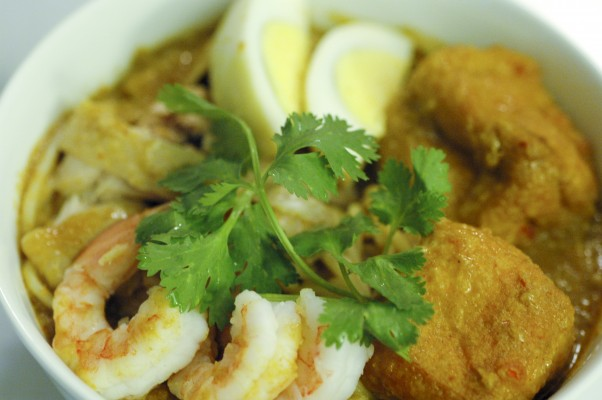 Curry Shrimp Noodle Recipe Food And Wine