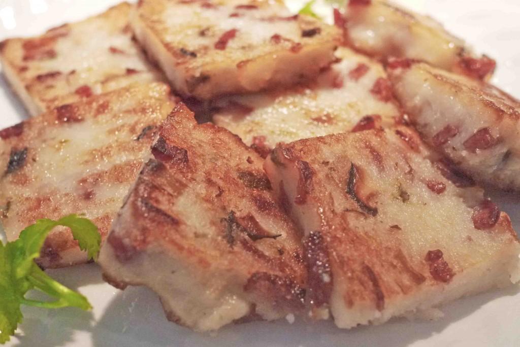 Turnip Cake Cantonese