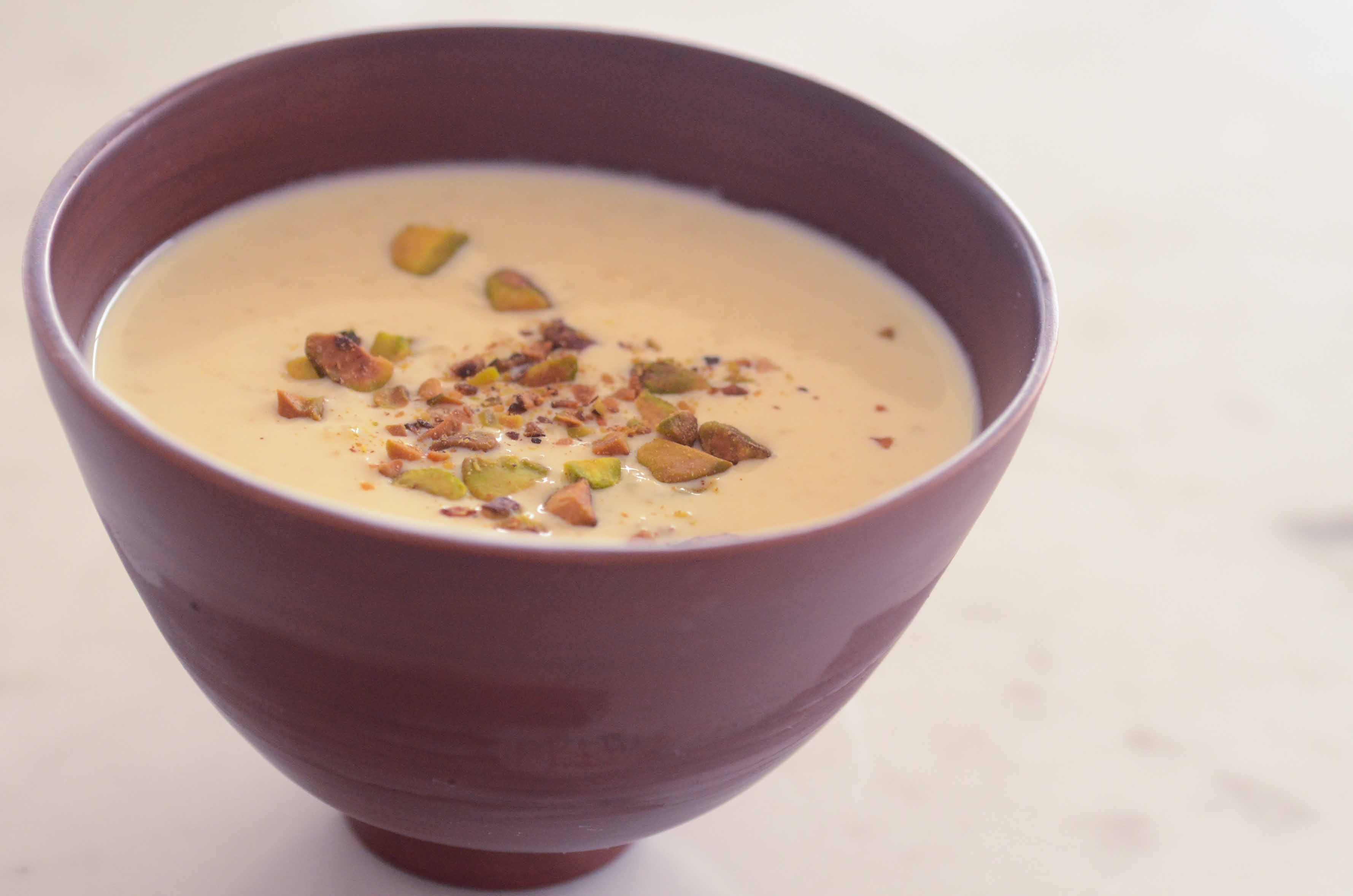 ... tbs of unsalted pistachios kheer indian rice pudding tips basmati rice