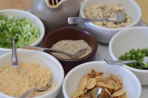 Laphet Burmese Tea Leaves Salad