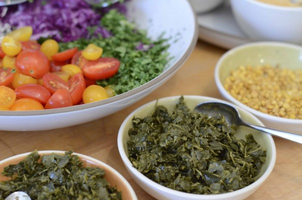 Laphet Burmese Tea Leaves Salad